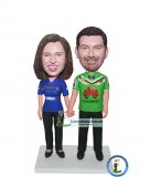 Custom Shirts Couple Bobblehead Anniversary Gifts