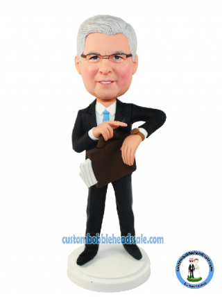 Custom Bobblehead Business Men Gift Ideas