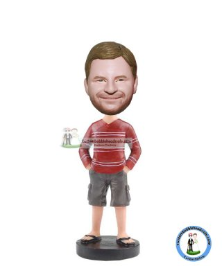 Custom Bobbleheads From Photo