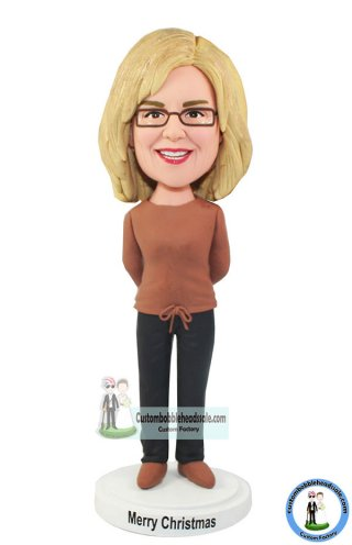 Custom Bobblehead Cheap Gifts For Women