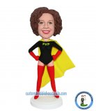 Custom Bobbleheads Female Superhero Figurines