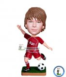 Personalized Soccer Bobble Head Doll Made From Photos