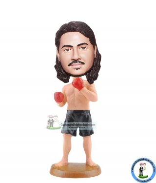 Create Your Own Bobblehead Pugilism Dolls