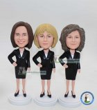 Wholesale Companies Executive Women Bobblehead Doll