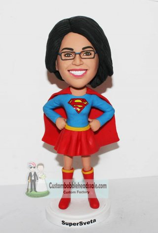 Superhero Bobbleheads Gifts For Her