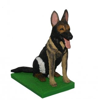 Custom Personalized Dog Statues