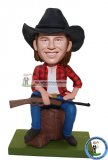 Custom Flannel Shirt Bobblehead Dolls