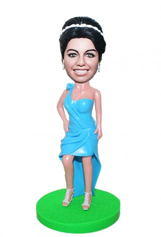 Bobblehead Custom Dance Gifts For Her