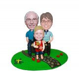Custom Family Bobbleheads For Sale