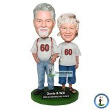 Make You Own Bobble Head Wedding Anniversary Gifts