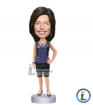 Personalized Bobbleheads From Photo Hostess Gifts