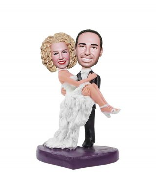 Wedding Toppers Bobbleheads