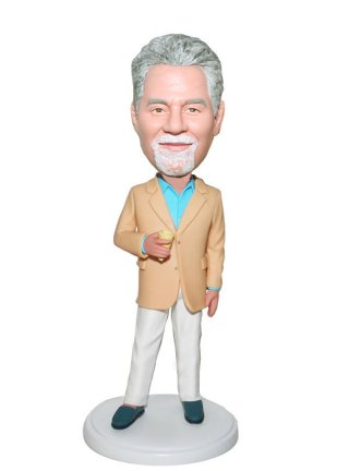Custom Bobblehead Gifts For Dad