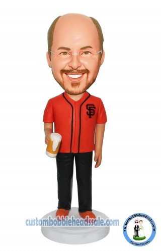 Custom Bobblehead San Francisco