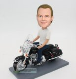 Create-a Custom Bobble Head Harley Davidson