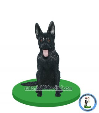 Customized Your Own Pet bobblehead In The Classical Pose-Pet Dol