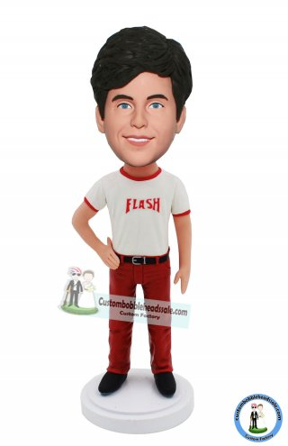 Custom Bobblehead Fast Gifts For Men
