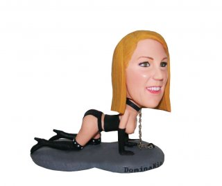 Personalized Bobbleheads From Photo