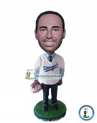 Baseball Bobbleheads Personalized Action Figures