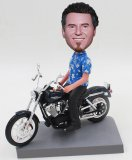 Custom Bobblehead Harley Motorcycle Gifts For Men