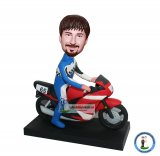 Custom Bobblehead Motorcycle Racing Suits