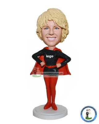Female Super Hero Bobbleheads