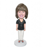 Custom Bobblehead Mother
