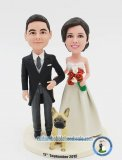 Custom Wedding Bobblehead Cheap