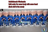 Wholesale More Than 500 Doll Bobbleheads Bulk Order