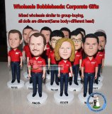Wholesale Companies That Do Custom Bobblehead Dolls