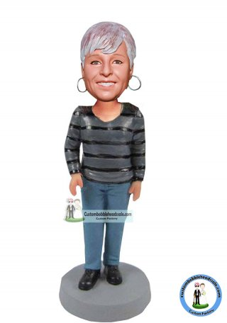 Custom Bobble Head Fast Personalized Gifts For Mom