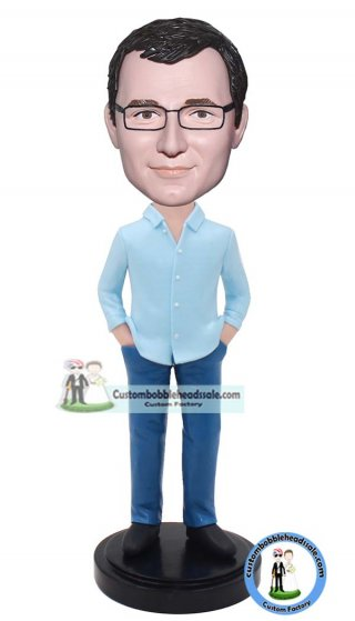 Affordable Custom Bobble Heads Personal Figure Doll
