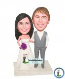 Custom Bobblehead Wedding