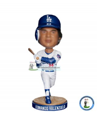 Custom Bobblehead Baseball