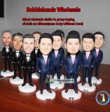 wholesale Bobbleheads Groomsmen Gifts More than 10
