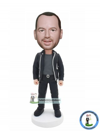 Custom Bobbleheads Made USA Personalized Gifts For Him