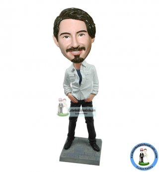 Bobble Head Photo Templates Personalized Gifts For Him