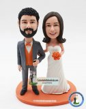 Custom Wedding Bobblehead Groupon Cheap