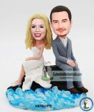 Custom Wedding Bobbleheads From Photo