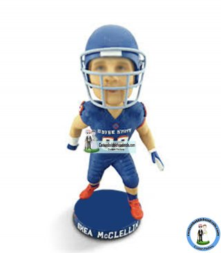 Make Your Own NFL Bobble Heads