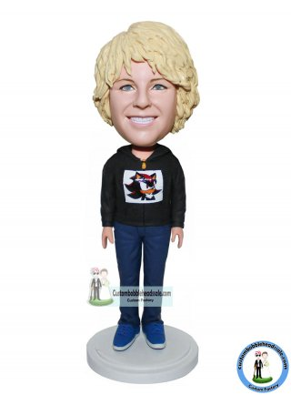 Custom Bobblehead Los Angeles Gifts For Her