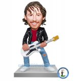 Customized Bobblehead Doll Male Guitarist Playing Guitar Boyfriend Gifts