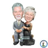 Personalized Bobbleheads Wedding Anniversary Gift Ideas