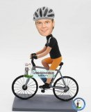 Custom Bobblehead Cyclist