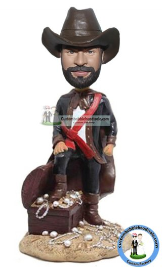 Make A Pirate Bobble Head Of Yourself