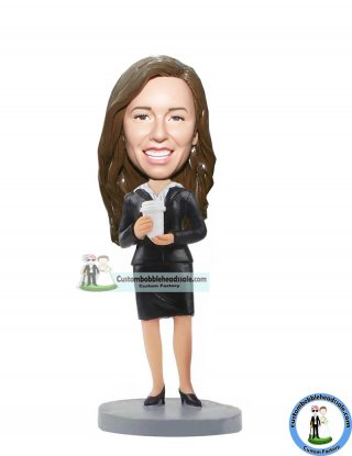 Personalized Bobble Heads Cheap Corporate Gifts