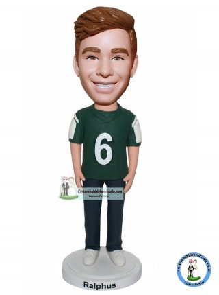 Custom Shirts Bobblehead Gifts For Teens