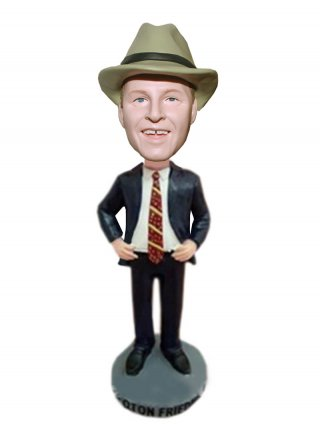 Custom Suit Bobblehead Maker Gifts For Dad