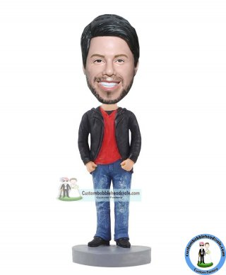 Personalized Bobble Head Dolls From Photo