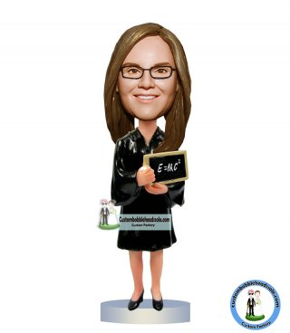 Custom Bobbleheads Teacher Gift Ideas